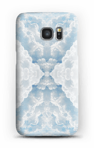 Clouds on clouds  case Galaxy S7