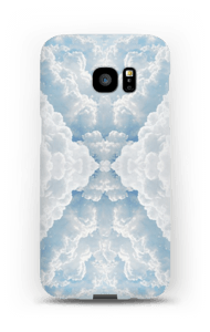 Clouds on clouds  case Galaxy S7 Edge