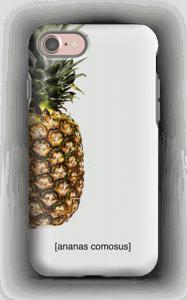 Ananas design på ett skal för iPhone eller Samsung