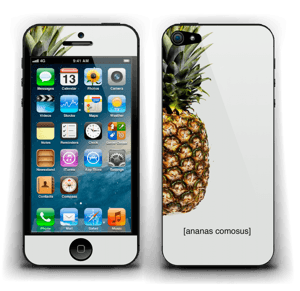 [ananas comosus]  Skin IPhone 5