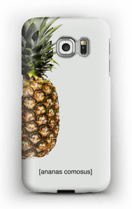[ananas comosus]  case Galaxy S6 Edge