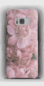 Rosa Blüten Handyhülle Galaxy S8