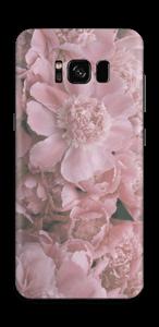 Rosa Blüten Skin Galaxy S8