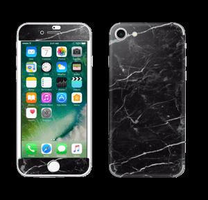 Black marble Skin IPhone 7