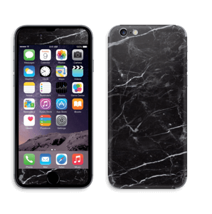 Black marble Skin IPhone 6/6s