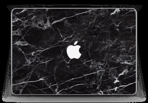 Svart Marmor Skin MacBook Pro Retina 13