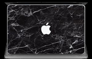 Svart Marmor Skin MacBook Air 11