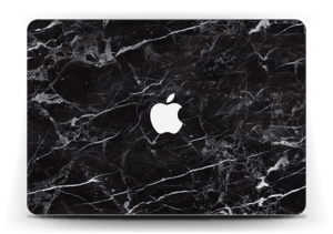 Svart Marmor Skin MacBook Air 13