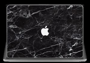 Svart Marmor Skin MacBook Pro Retina 15