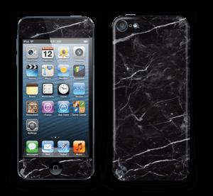 Svart Marmor Skin IPod Touch 5th Gen