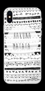 Hakuna Matata Vinilo  IPhone X