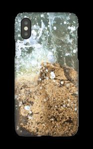 Água  Capa IPhone X