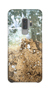 Água  Capa Galaxy S9 Plus