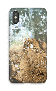 Wild waters case IPhone X