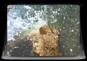 "Wild waters Skin MacBook 12"""