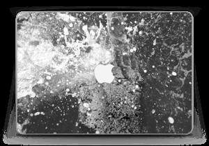 "Sort vilt farvann Skin MacBook Pro Retina 13"" 2015"