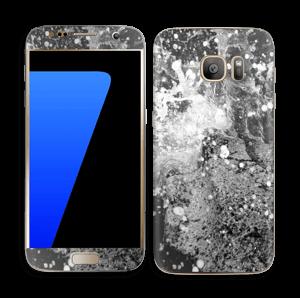 Sort vilt farvann Skin Galaxy S7