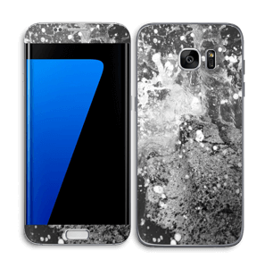 Sort vilt farvann Skin Galaxy S7 Edge