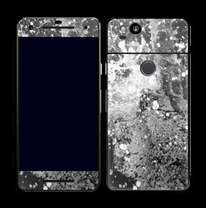 Sort vilt farvann Skin Pixel 2