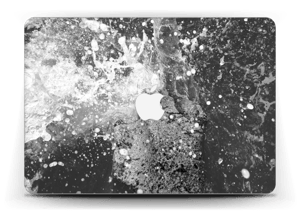 "Sort vilt farvann Skin MacBook Air 13"""