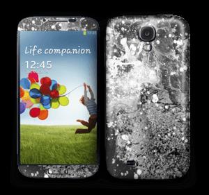 Sort vilt farvann Skin Galaxy S4