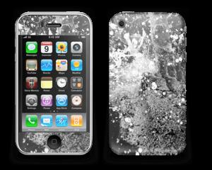 Sort vilt farvann Skin IPhone 3G/3GS