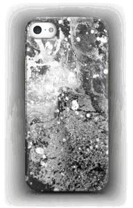 Black wild waters case IPhone SE