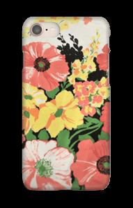 Flores vintage Capa IPhone 8