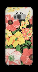 Flores vintage Capa Galaxy S8 Plus