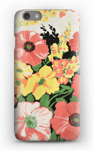 Flores vintage Capa IPhone 6s