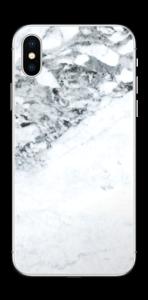 不朽の名作マーブル スキンシール IPhone X