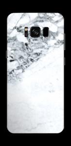 不朽の名作マーブル スキンシール Galaxy S8