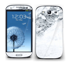 More marble Skin Galaxy S3