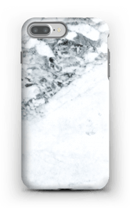 Mer marmor deksel IPhone 7 Plus tough
