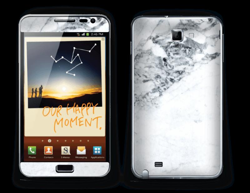 Mer marmor Skin Galaxy Note