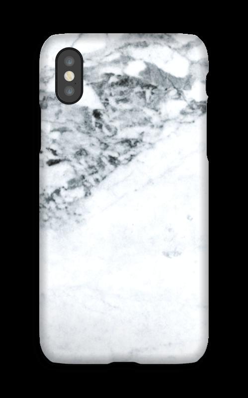 Mer marmor deksel IPhone X