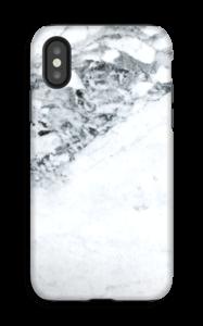 Mer marmor deksel IPhone X tough