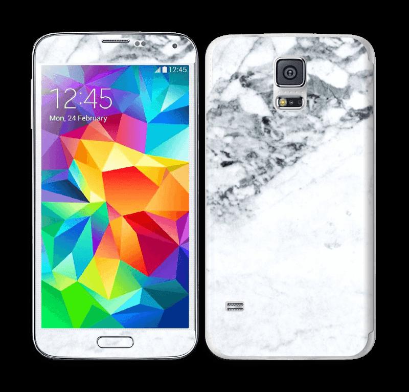 Mer marmor Skin Galaxy S5