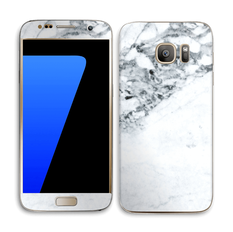 Mer marmor Skin Galaxy S7