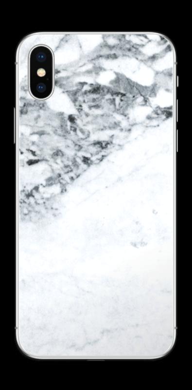 Mer marmor Skin IPhone X