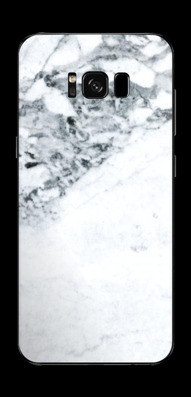Mer marmor Skin Galaxy S8 Plus