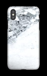 Mer marmor deksel IPhone XS