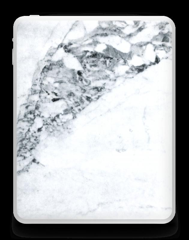 Mer marmor Skin IPad 1