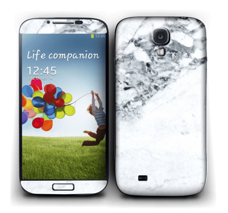 Mer marmor Skin Galaxy S4