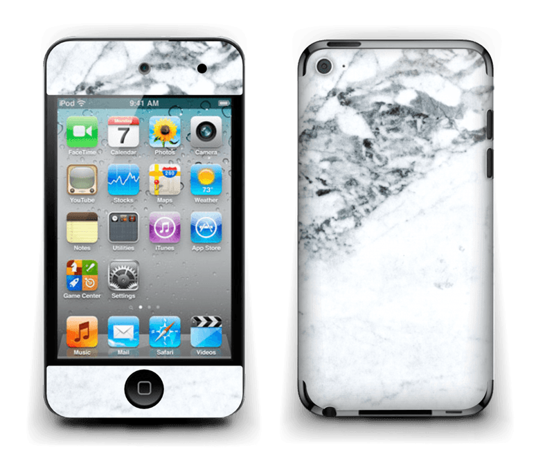 Mer marmor Skin IPod Touch 4th Gen