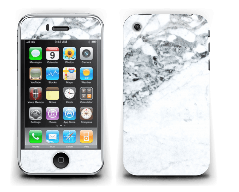 Mer marmor Skin IPhone 3G/3GS