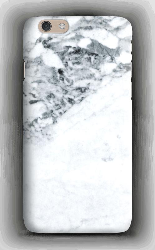 Mer marmor deksel IPhone 6