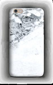 Mustavalkoinen marmori kuoret IPhone 6 Plus