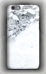 Mustavalkoinen marmori kuoret IPhone 6s
