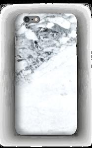 Mustavalkomarmori kuoret IPhone 6s Plus